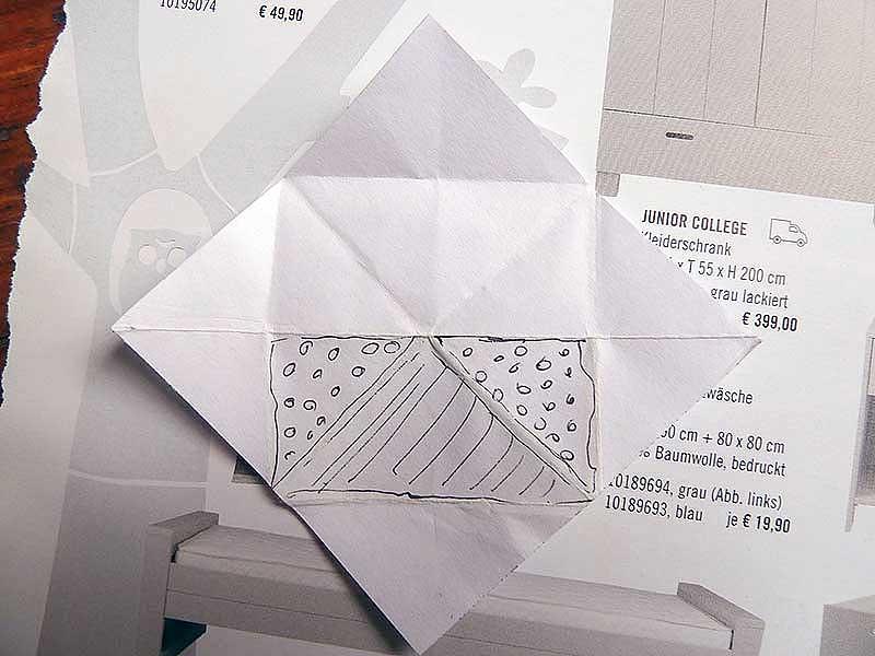 Origami-Lesezeichen-08