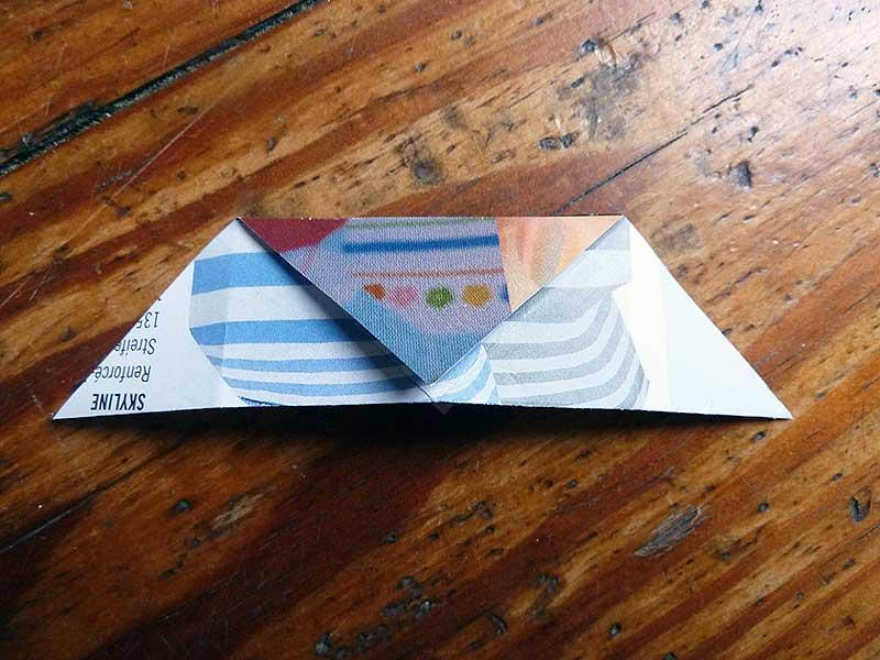 Origami-Lesezeichen-18