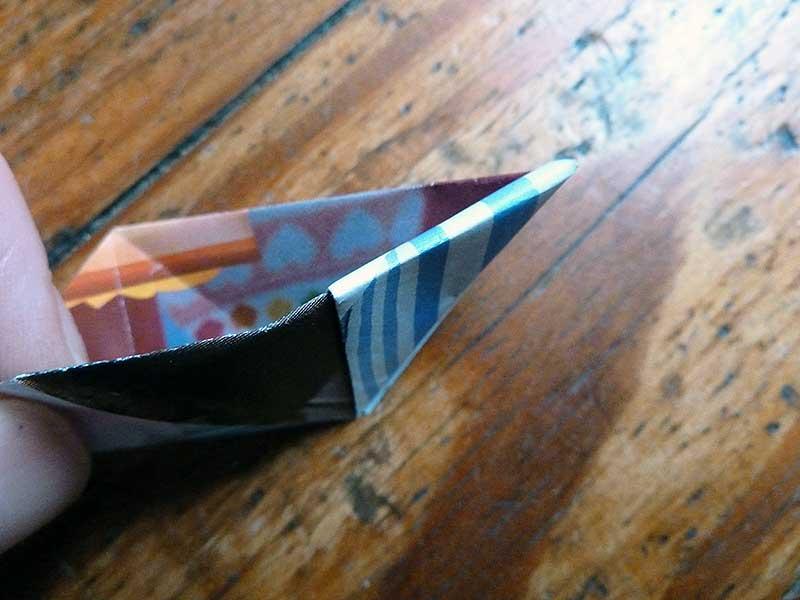 Origami-Lesezeichen-21