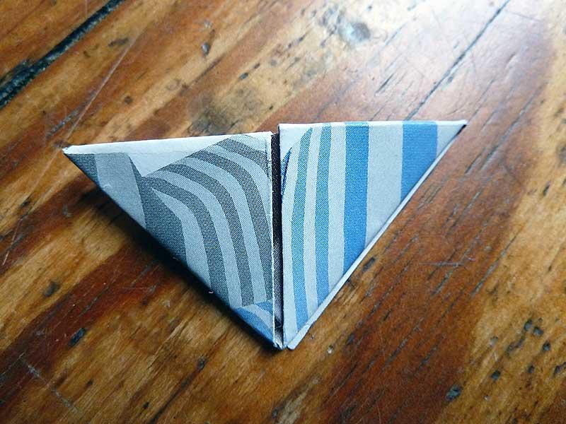 readygo lesezeichen mit origami. Black Bedroom Furniture Sets. Home Design Ideas