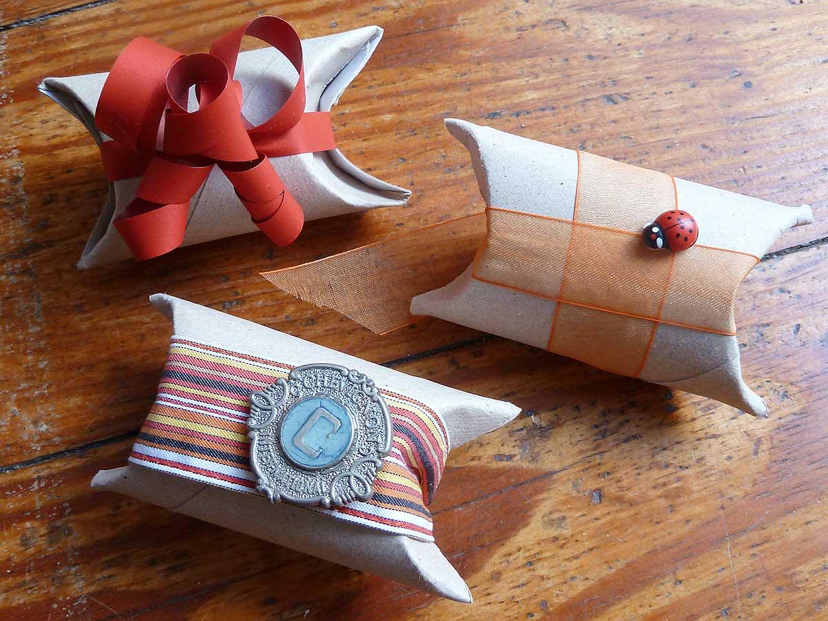 Klorollen-Geschenke