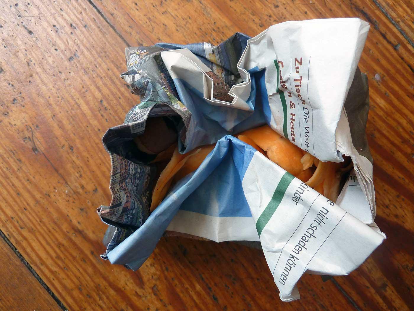 Origami Papierkorb Bild 25